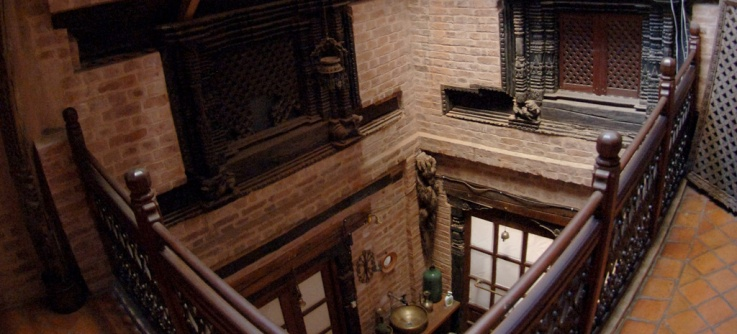 he historic city of Patan is the setting for an extraordinary range of arts and architecture, which flourish during the Malla period. Recently much of the inner city surrounding the Patan Durbar Square has been designed a Protected Monument zone by the Department of Archaeology. His Majesty's government of he worse. If this current trend continues, there is a strong possibility of us loosing one of the high points in the medieval architecture and urban form forever.